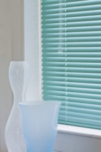 Blinds adding privacy to your home